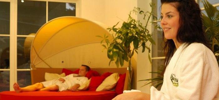 Wellness im Hotel Rudolfshof Vitality in Kaprun in Salzburg