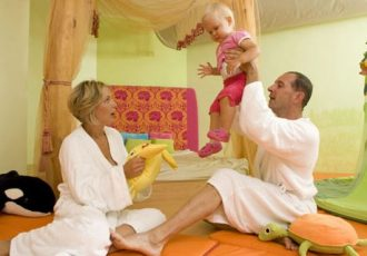 Babyhotel amiamo in Zell am See