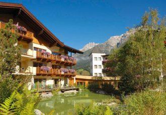 """Wellnesshotel """"Der Krallerhof"""" in Leogang im Pinzgau"""