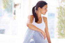 Rückbildungsgymnastik in den Wochen nach der Geburt