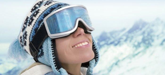 Lady Carver sind spezielle Skier für Ladies und Frauen