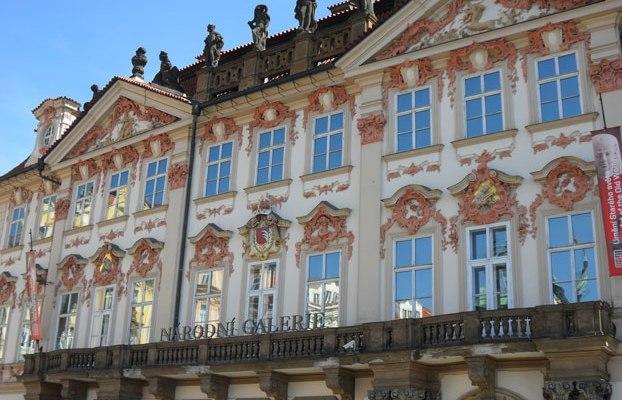Museen und Kultur prägen das Stadtbild von Prag in Tschechien