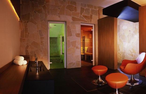 Auch als Wellnesshotel kann das Falkensteiner Hotel Maria Prag punkten