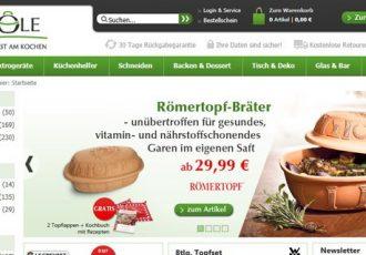 Küchengeräte und Küchenzubehör auf casserole.de online kaufen