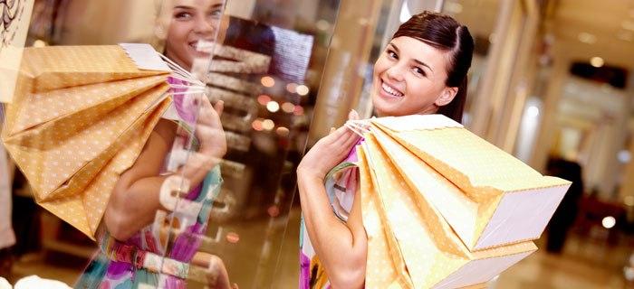 Viele Frauen suchen nach Mode, die schlank macht