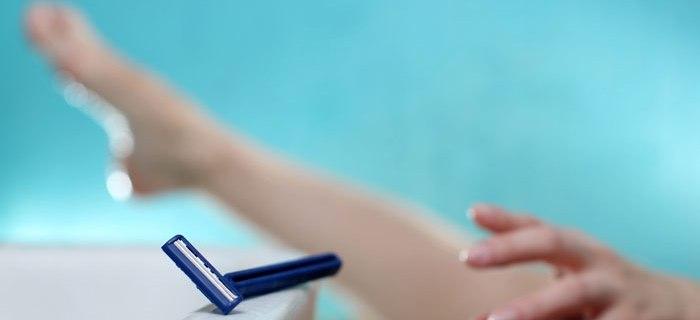 Beauty-Tipps für die richtige Rasur bei der Frau