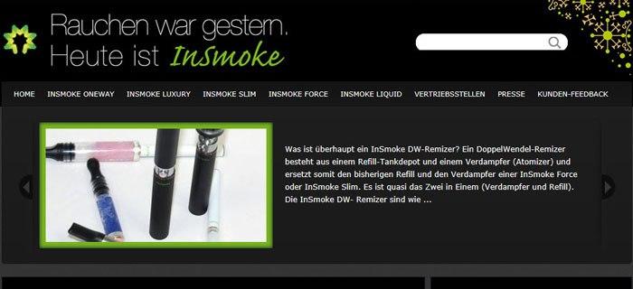 Elektrische Zigaretten sind nicht nur unter Frauen ein großes Thema