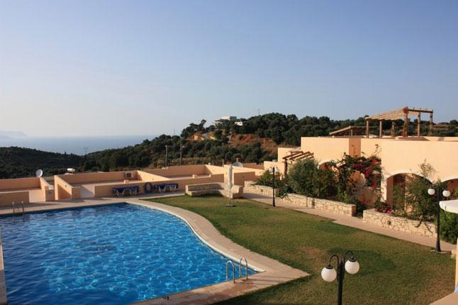 Ein Apartment nahe Georgioupolis auf Kreta ist ideal für Griechenland-Urlaub