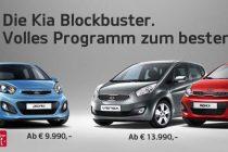 Kia Blockbuster Angebote