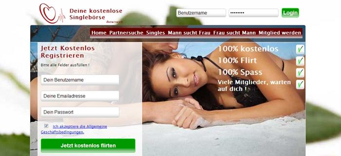 Gratis-Flirt.at – kostenlose Singlebörse