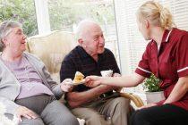 Betreuung der Eltern im Alter