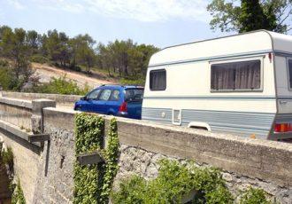 Exklusivität im Urlaub mit Wohnwagen