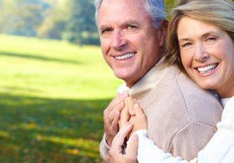 Liebe und Partnerschaft im Alter