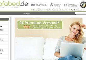 Skandinavische Möbel mit Stil: Das Schlafsofa