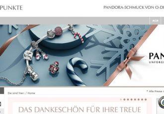 Pandora Schmuck von GLANZPUNKTE