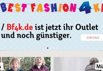 Best Fashion 4 Kids Mode-Outlet