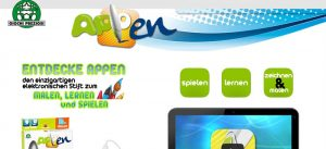 Elektronischer Stift zum Lernen, Spielen und Malen