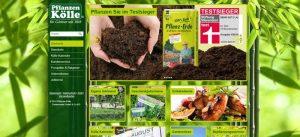 Pflanzen-Kölle - Gärtner aus Leidenschaft